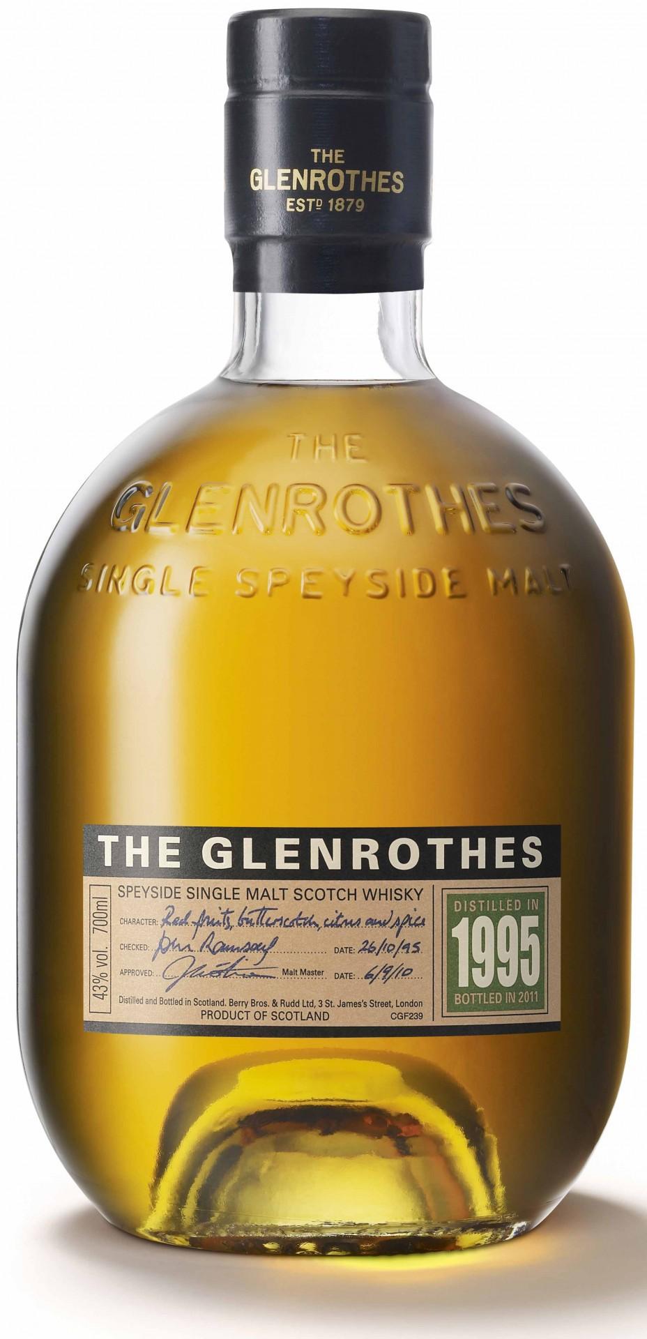 Виски Гленротс 1995 0,7л