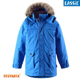 Зимняя куртка Lassie by Reima 721697-6510