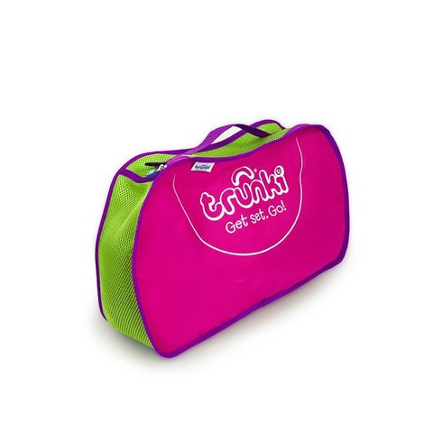 trunki сумка розовая