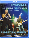 John Mayall & The Bluesbreakers And Friends / 70th Birthday Concert (Blu-ray)