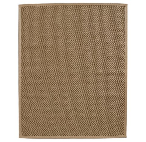 Belgian Double Weave Sisal Rug - Honey