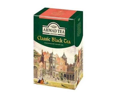 Чай черный листовой Ahmad Tea классический, 200 г