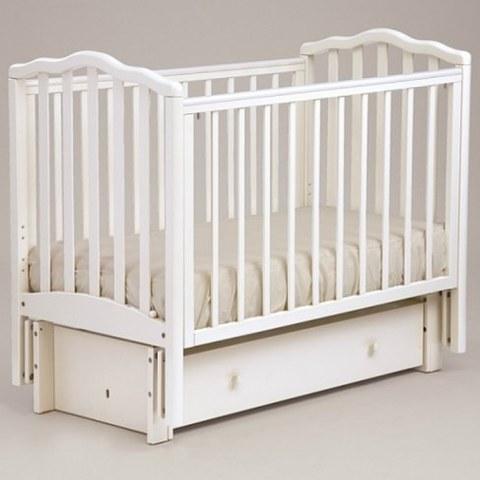 Кровать Лель АБ 19.3 Жасмин ваниль
