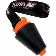Заглушка (затычка) выхлопной трубы TwinAir для 4Т мотоцикла (27-50мм)