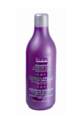 PUNTI DI VISTA draw шампунь на основе масла жожоба и протеинов шёлка 1000 мл/jojoba oil and silk proteins shampoo