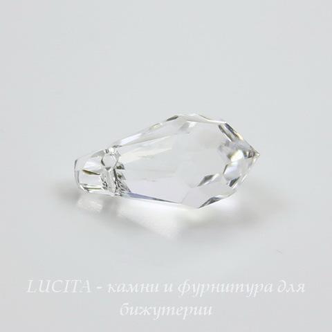 6000 Подвеска Сваровски Drop Crystal  (13х6,5 мм)