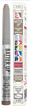 Устойчивые кремовые тени-стик BatterUp