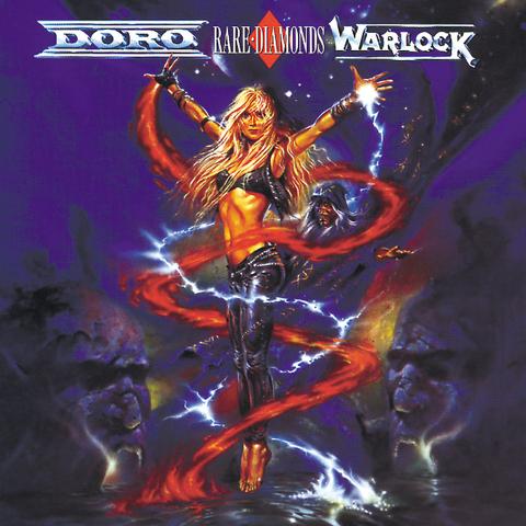 Doro & Warlock / Rare Diamonds (RU)(CD)