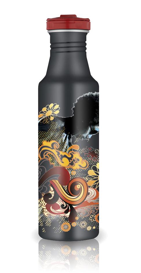 Фляга Thermos Roho 0,7 литра черный