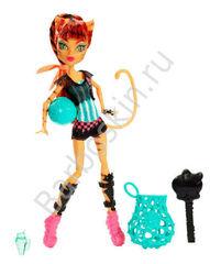 Кукла Monster High Торалей Страйп (Toralei Stripe) - Спорт Монстров