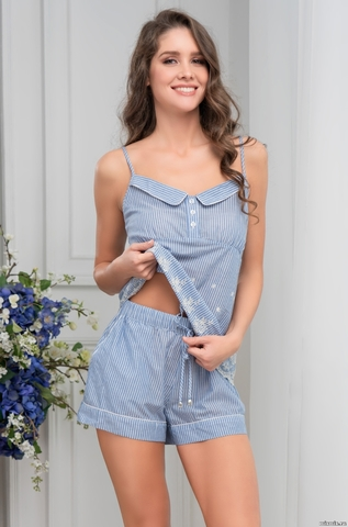 Пижама женская хлопковая  Mia-Amore  NIZZA НИЦЦА 6712