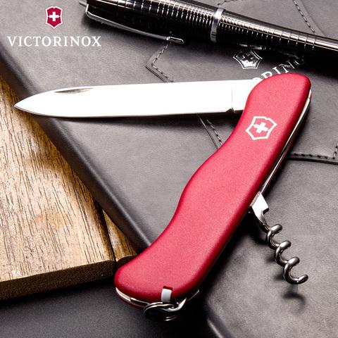 Нож Victorinox Alpineer красный (0.8823)