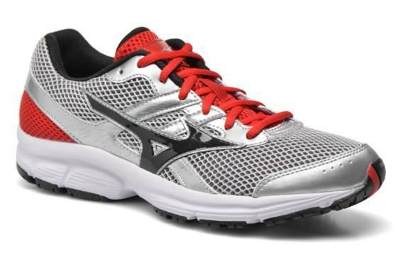Мужские кроссовки для бега Mizuno Spark K1GA1603 09 белые | Интернет-магазин Five-sport.ru