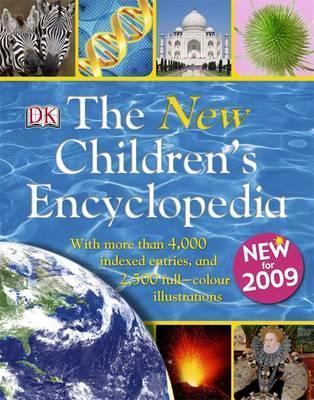 Kitab The New Children's Encyclopedia |