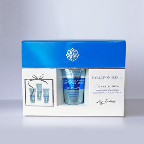 Liv delano Hyaluron Elixir Подарочный набор №1