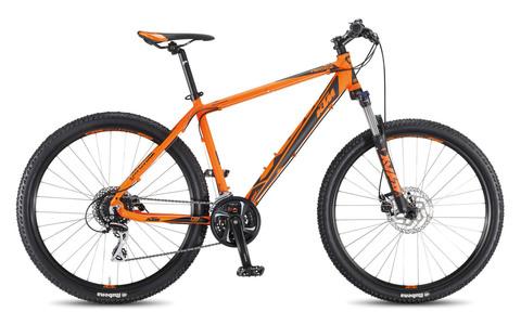 KTM CHICAGO 27.24 M-DISC (2016)оранжевый с черным