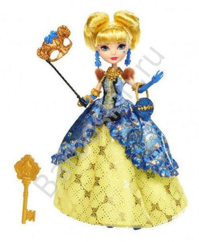 Кукла Ever After High Блонди Локс (Blondie Lockes) - День Коронации