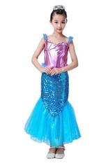 Русалочка платье Принцессы Ариэль