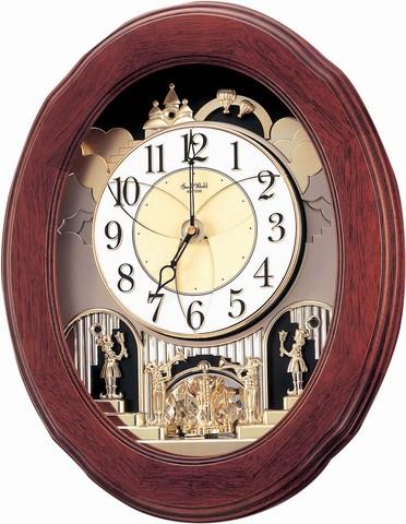 Настенные часы Rhythm 4MH780WD06