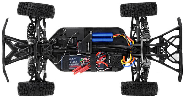 Шорт-Корс Himoto MAYHEM E8SCL BRUSHLESS 1/8 4WD RTR