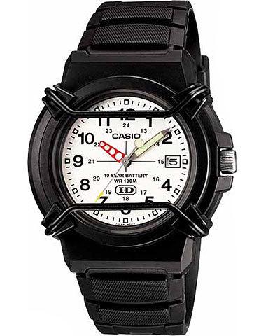 Купить Наручные часы Casio HDA-600B-7B по доступной цене
