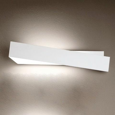 zigzag wall lamp