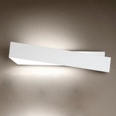 Millelumen zig zag wall lamp