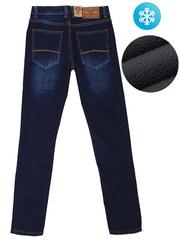 LF267 джинсы мужские, утепленные