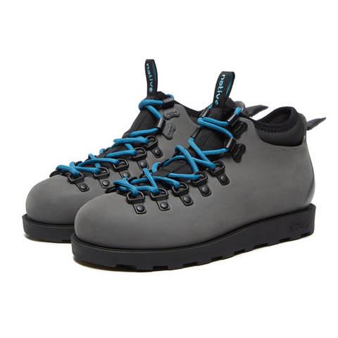 Ботинки Native Fitzsimmons Shale Grey / Jiffy Black