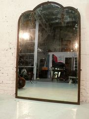 кованое зеркало   30 -02 ( ART-METAL )