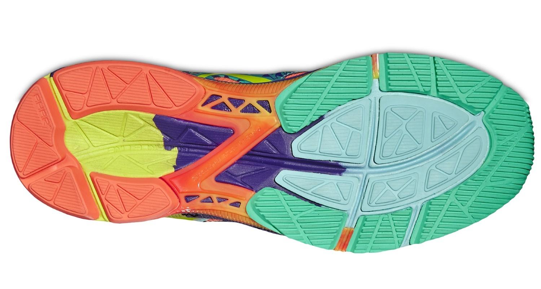 ba0c467f Женские беговые кроссовки Asics Gel-Noosa TRI 10 (T580N 2307) фото подошва