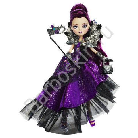 Кукла Ever After High Рейвен Квин (Raven Queen) - День Коронации