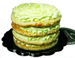"""Торт-пирожное """"Фисташковое"""""""