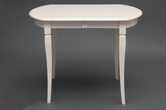 Стол обеденный Модена (Modena) Ivory white (Слоновая кость)
