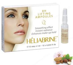 Лифтинг ампулы 8 часов для лица и глаз (Heliabrine | H.P. Основная | Ampoules Lifting 8H), 3 шт*1 мл