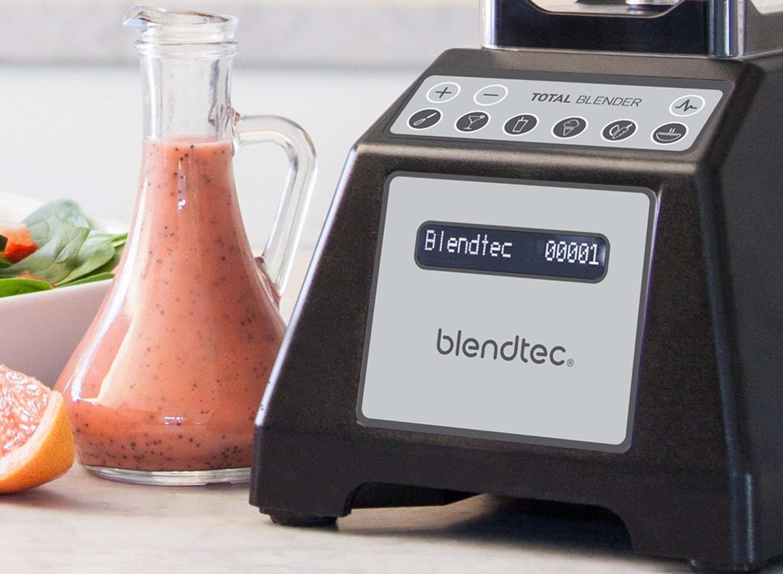 Блендер Blendtec Total (черный)