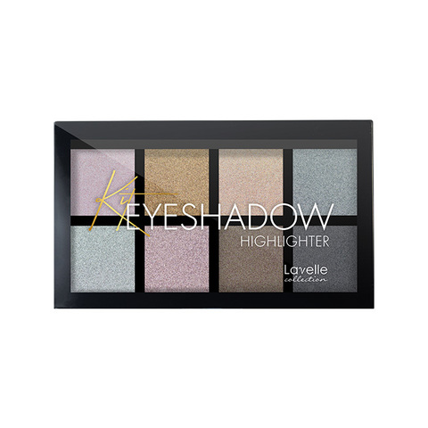 LavelleCollection Набор Теней Highlighter ESH/H