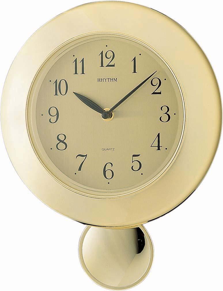 Настенные часы Rhythm 4MP726WS18