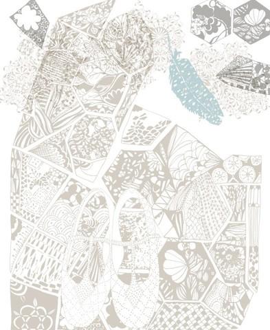 Панно Tres Tintas Art Gallery GA015B, интернет магазин Волео