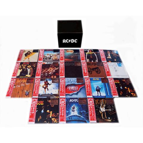 Комплект / AC/DC (20 Mini LP CD + Box)