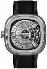Наручные часы SEVENFRIDAY M1 Silver