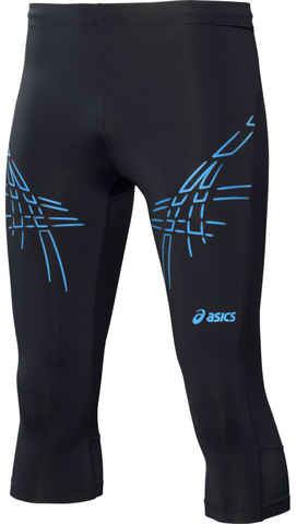 Капри Asics Stripe Knee Tight мужские