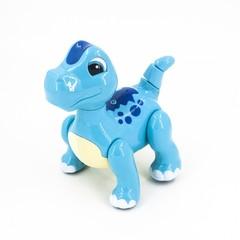 Радиоуправляемый интерактивный синий робот динозавр - 2056A