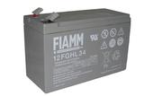 Аккумулятор FIAMM 12FGHL34 ( 12V 9Ah / 12В 9Ач ) - фотография