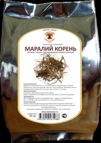 Маралий корень 50 гр