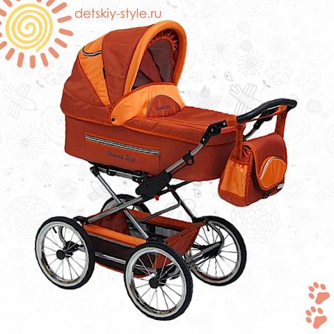 """Коляска Stroller B&E """"Maxima Style XL"""" 3в1"""
