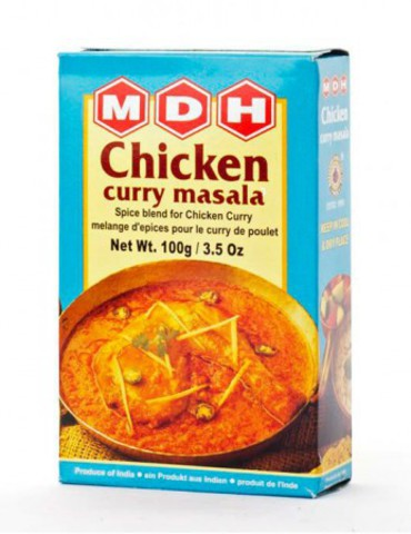 Смесь специй с куркумой для курицы Сhiken Curry MDH