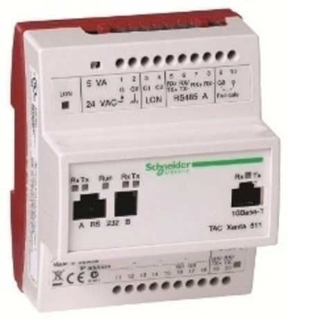 Электрическая часть Tac Xenta 913