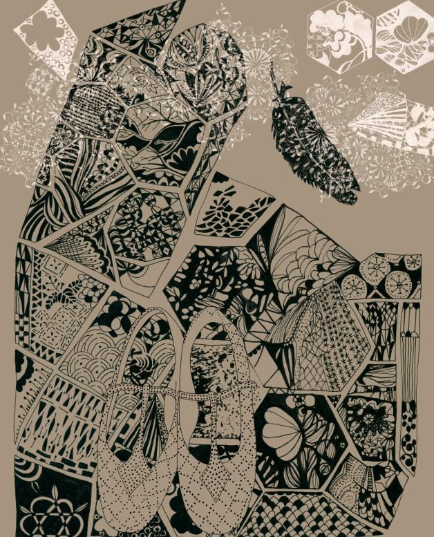 Панно Tres Tintas Art Gallery GA015C, интернет магазин Волео