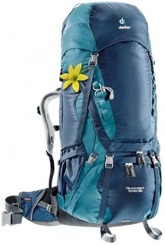 рюкзак туристический Deuter Aircontact 70+10 Sl